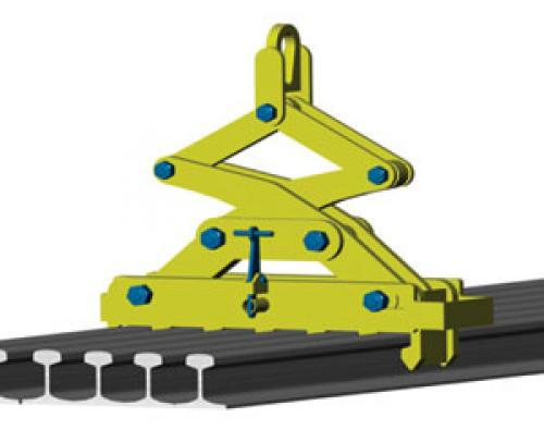 Camlok MRC Interchangeable multi rail grabs