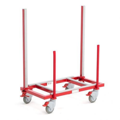 Multi Trolley Furniture Moving Trolley- 250kg