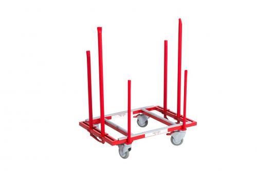 Multi Trolley 'Worker' Furniture Moving Trolley- 250kg
