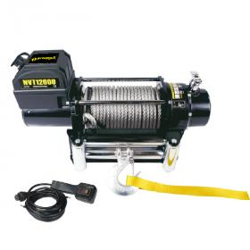 Novawinch T-Series Vehicle Mounted Electric Winch