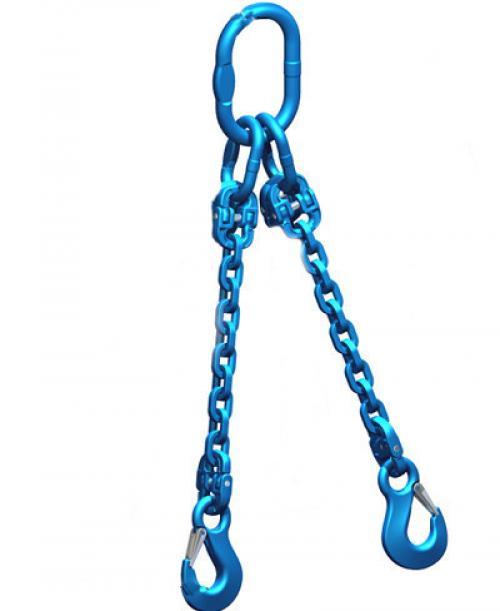 Pewag Grade 12 8mm Chain Sling 4.25 Tonne 2 Leg