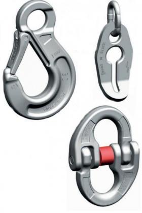 Pewag Grade 6 4 Leg 16mm Stainless Steel Chain Sling 10.00 Tonne