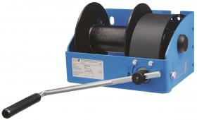 Pfaff SW-W-SGO Wall Mounted Wire Rope Winches