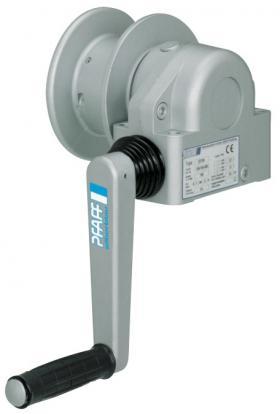 Pfaff Silberblau CG Wire Rope Winch