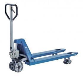 Handle release rod /& chain for a Pfaff Silberblau hand pallet// pump truck