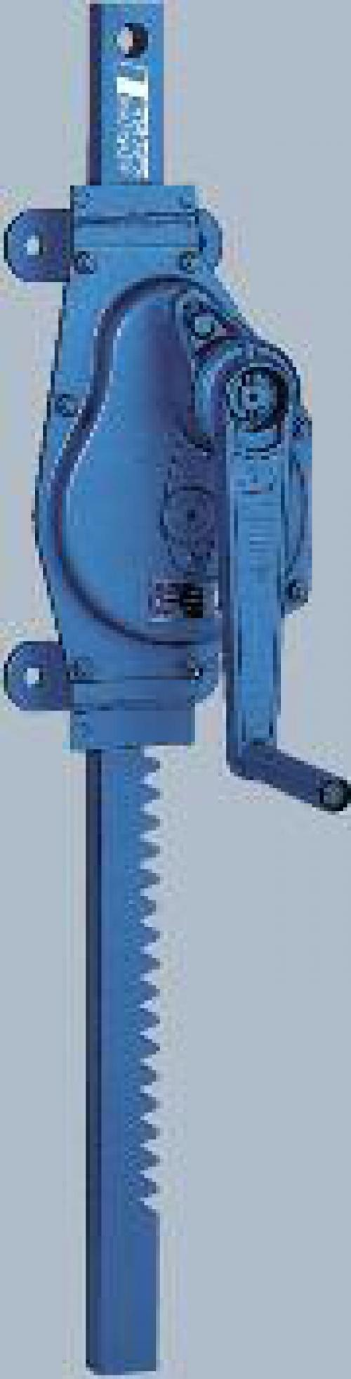 Pfaff Silberblau ZWW Siku 10,000kg Rack and Pinion Jack