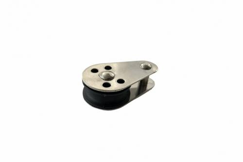 Stainless Steel Pulley with Fixed Pin
