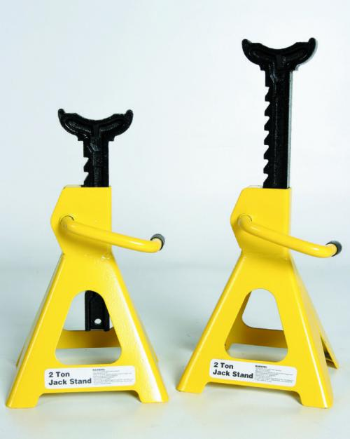 Pair of Professional Axle Stands