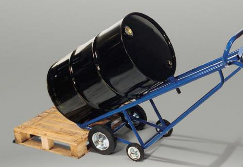 Drum Trolley Pallet Loader