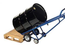 Drum Trolley Pallet Loader