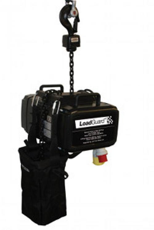 loadguard BGV D8+ -German Safety Regulation Rigging Hoist