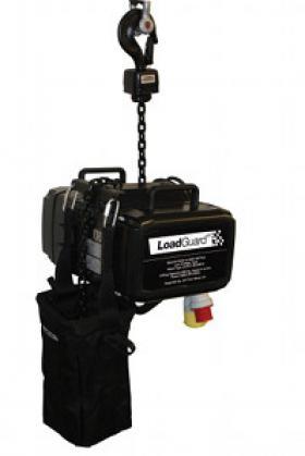 loadguard BGV D8+ -German Safety Regulation Rigging Hoist