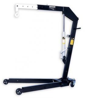 Steerman 1,000kg EC Standard Folding Portable Engine Crane