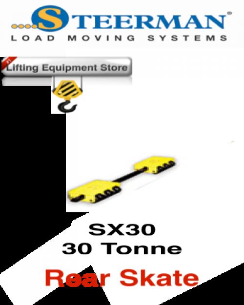 Steerman SX30 Rear Skate Only