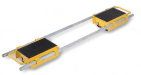 Steerman Adjustable Skate LX Series (Rear)