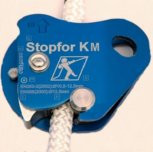 Tractel StopforTM KM With Park Function