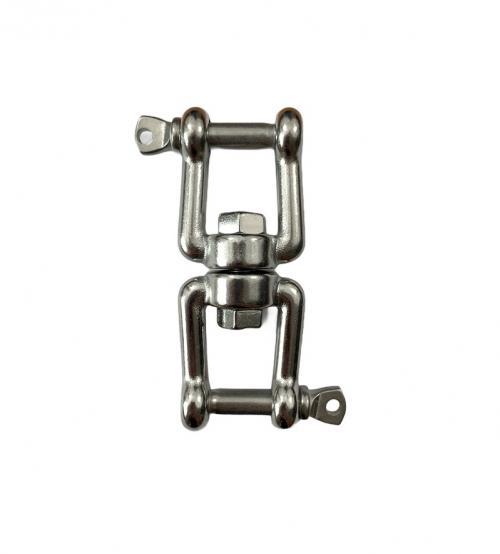 Stainless Steel Swivel Jaw & Jaw