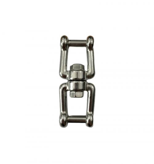 Stainless Steel Swivel Jaw & Jaw with Hexagon Socket