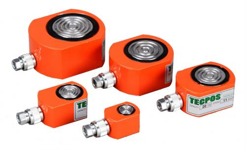 Tecpos Low Profile Pad Cylinders