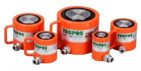 Tecpos 'Shorty' Low Profile Hydraulic Cylinders