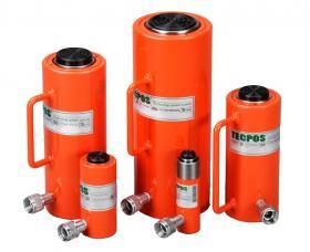 Tecpos Single Acting Hydraulic Cylinders