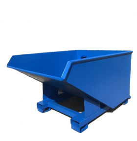 Telehandler Skip (Auto-Locking)