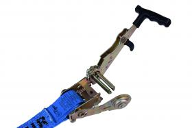 Tiger 5T Armour Side Loading Ratchet Straps- 10m