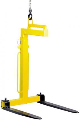 Camlok TKG-VH Manual Balance Crane Forks