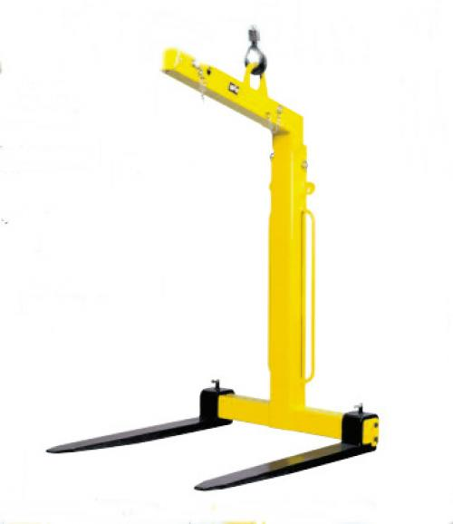 Camlok TKG-VHS Self Weight Balance Crane Forks