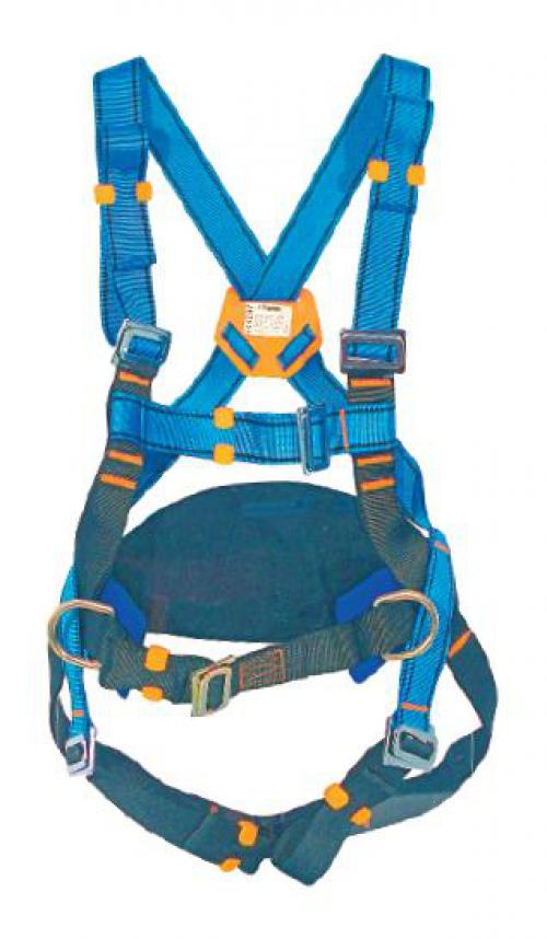 Tractel HT33 3 Point Multi Use Fall Arrest & Work Positioning Safety Harness