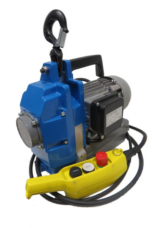 Tractel Minifor Synthetic Winch With Pendant Control