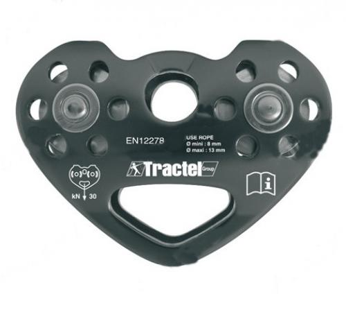 Tractel Double in-line Pulley