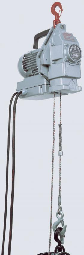 Tractel Minifor Portable Electric Lifting Hoist