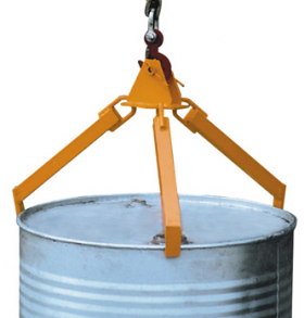 Vertical Drum Lifter Three Point