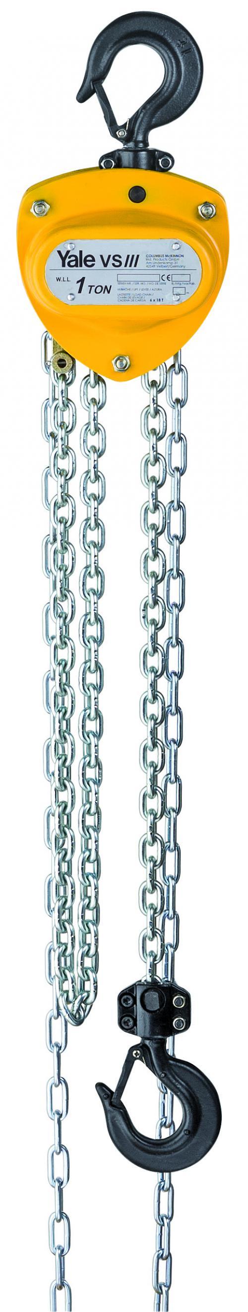 Yale Vsiii Chain Hoist Hoists Trolleys Blocks 3 Ton Wiring Diagram For Electric 112 Views Today