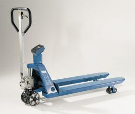 Pfaff SILVERLINE Weighing Scale Pallet Truck