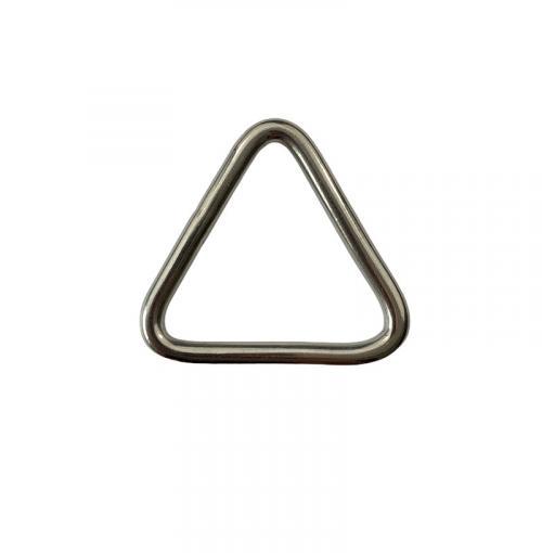 Stainless Steel Welded Triangular Link