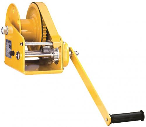 Yale HW-C/CS Spur Gear Drive Manual Wire Rope Winches