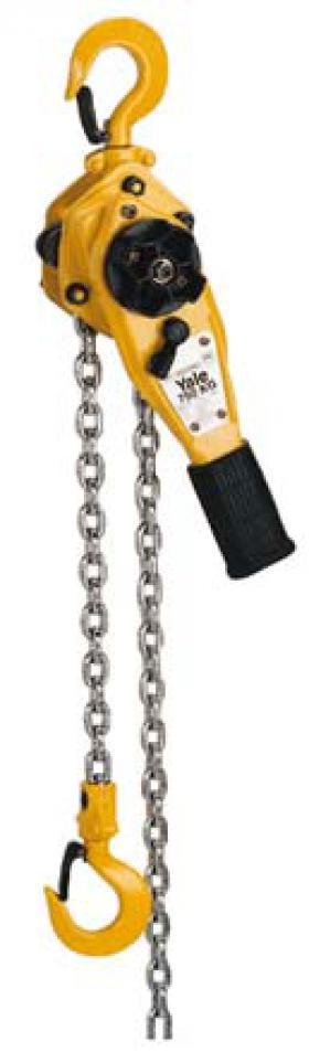 Yale PT 'Pressed Steel' Ratchet Lever Hoist