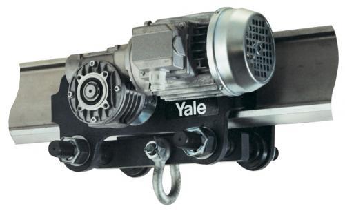Yale VTE 3000kg Electric Travel Trolley