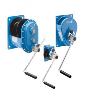 Pfaff MWS Wall Mounted Wire Rope Winch